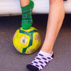 جوراب توپ فوتبال