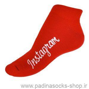 جوراب اینستاگرام